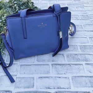 Kate Spade Royal Blue Purse